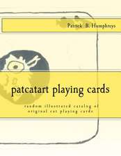 Patcatart Playing Cards
