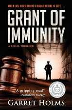Grant of Immunity
