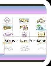 Spednic Lake Fun Book