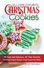 All Time Favorite Christmas Cookies