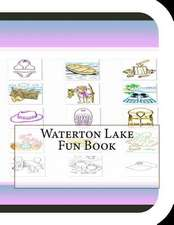 Waterton Lake Fun Book