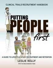 Clinical Trials Recruitment Handbook Putting People First