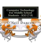 Computer Technology for Middle School Students