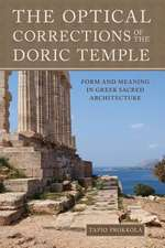 The Optical Corrections of the Doric Temple