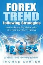 Forex Trend Following Strategies
