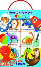 24 Bk Carry Case Now I Know My ABCs