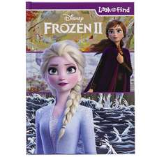 Disney Frozen 2 Look and Find - Pi Kids
