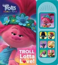 Trolls 2 Little Sound Book