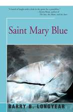 Saint Mary Blue