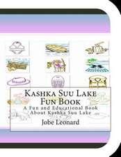Kashka Suu Lake Fun Book