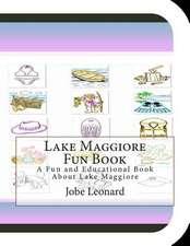 Lake Maggiore Fun Book