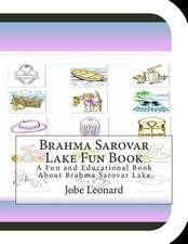 Brahma Sarovar Lake Fun Book