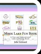 Mirik Lake Fun Book