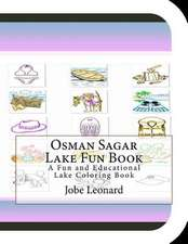 Osman Sagar Lake Fun Book