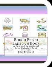 Bough Beech Lake Fun Book
