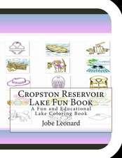 Cropston Reservoir Lake Fun Book