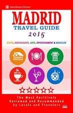 Madrid Travel Guide 2015
