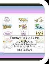 Frenchman Lake Fun Book