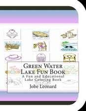 Green Water Lake Fun Book