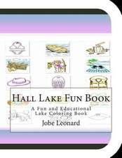 Hall Lake Fun Book