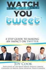 Watch the Company You Tweet