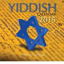 Yiddish Calendar 2015