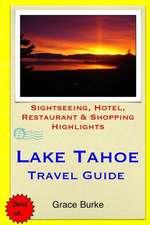 Lake Tahoe Travel Guide
