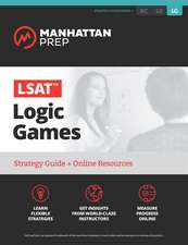 LSAT Logic Games: Strategy Guide + Online Tracker