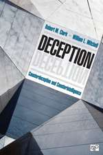 Deception: Counterdeception and Counterintelligence