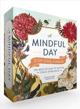 A Mindful Day 2019 Daily Calendar