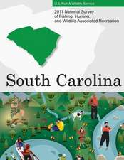 2011 National Survey of Fishing, Hunting, and Wildlife-Associated Recreation?south Carolina