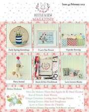 Bustle & Sew Magazine Issue 49
