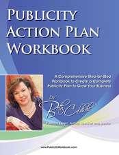 Publicity Action Plan Workbook