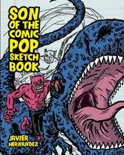 Son of the Comic Pop Sketchbook