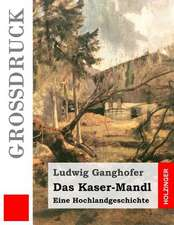 Das Kaser-Mandl (Grossdruck)