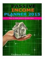 Passive Income 2015