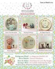 Bustle & Sew Magazine Issue 51