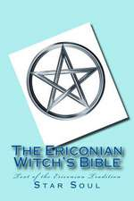 The Ericonian Witch's Bible