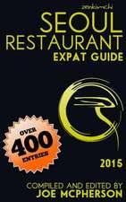 Zenkimchi Seoul Restaurant Expat Guide 2015