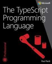 The Typescript Programming Language