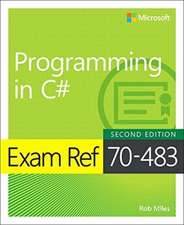 Exam Ref 70-483 Programming in C