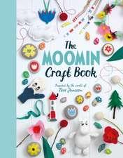 Moomin Craft Book
