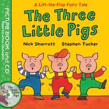 The Three Little Pigs:  Over 250 Stickers!