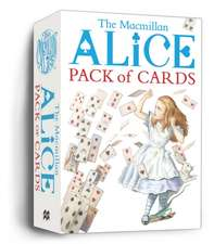 Alice in Wonderland Deck of Cards