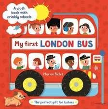Billet, M: My First London Bus Cloth Book