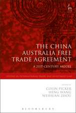 The China-Australia Free Trade Agreement: A 21st-Century Model