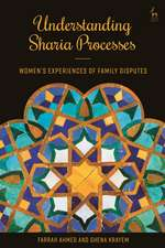 Understanding Sharia Processes: Women in Family Disputes