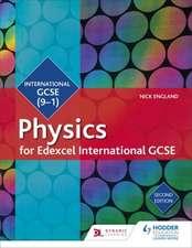 Edexcel International GCSE Physics Student Book