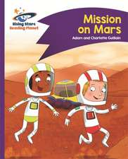 Reading and English - Mission on Mars - Purple: Comet Street Kids