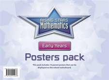 Rising Stars Mathematics Early Years Posters